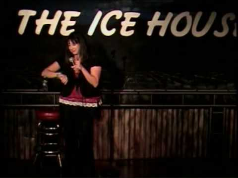Patti Vasquez at the Icehouse