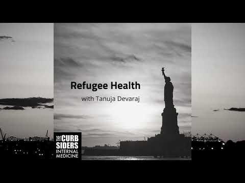 #196 LIVE! Refugee Health with Tanuja Devaraj MD