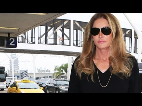 Caitlyn Jenner Smiles When Complimented On Her Hair