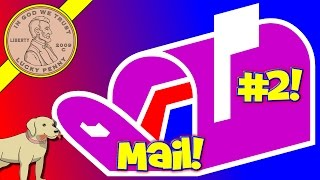 Butch and I get to open a bunch of mail, show it on video and have a good old time making the video! We have fun reading your mail. Visit us online ▶ http://...