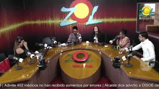 Zoila Luna comenta sobre llamadas a las personas de compañías para ofrecer prestamos