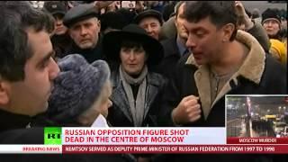 'Cruel Murder Of Boris Nemtsov Is Huge Tragedy'