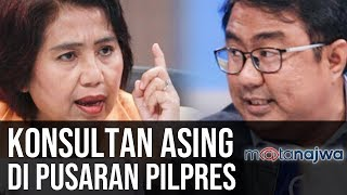 Video Tancap Gas Jelang Pentas: Konsultan Asing di Pusaran Pilpres (Part 2) | Mata Najwa MP3, 3GP, MP4, WEBM, AVI, FLV Februari 2019