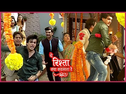 Kartik FIGHTS With His Family For Naira | ये �