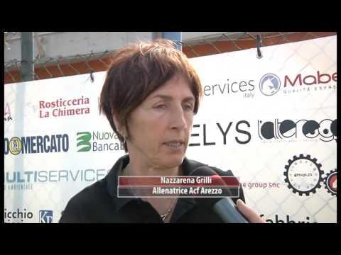 Calcio femminile, Arezzo-Virtus Padova 0-2