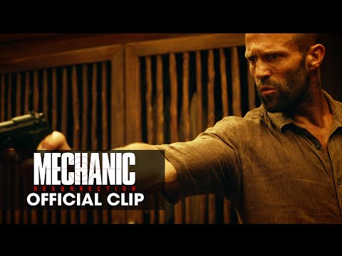 Mechanic: Resurrection (Clip 'My Name')