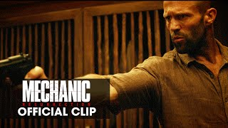 "Mechanic: Resurrection (2016 Movie- Jason Statham) – Official Clip ""My Name"""