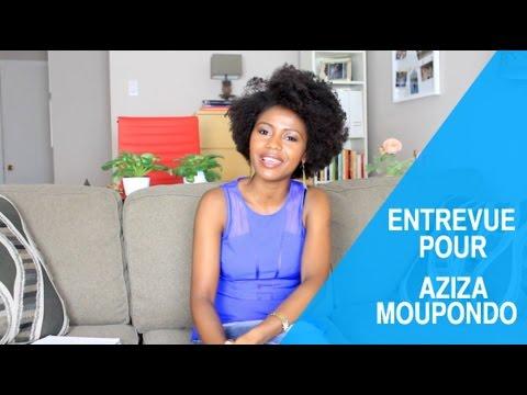 Interview de Henriette NenDaKa pour Aziza Moupondo (видео)