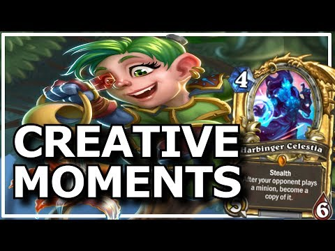 Hearthstone - Best of Creative Moments