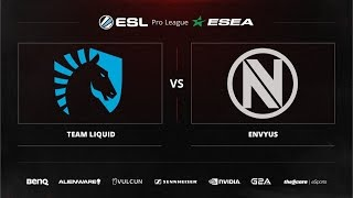 Liquid vs EnVyUs, game 1
