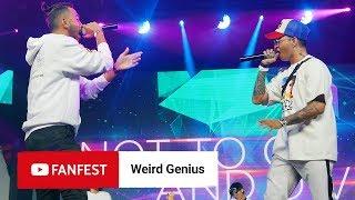 Video WEIRD GENIUS @ YouTube FanFest Jakarta 2018 MP3, 3GP, MP4, WEBM, AVI, FLV November 2018
