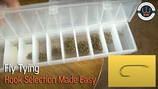 Fly Tying Hook Selection