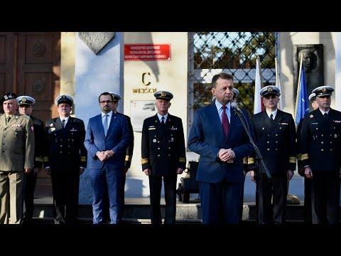 Inspektorat Marynarki Wojennej rozpoczyna służbę ... - film
