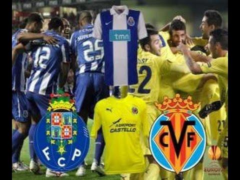 Porto vs Villareal Goal & Highlights 2016