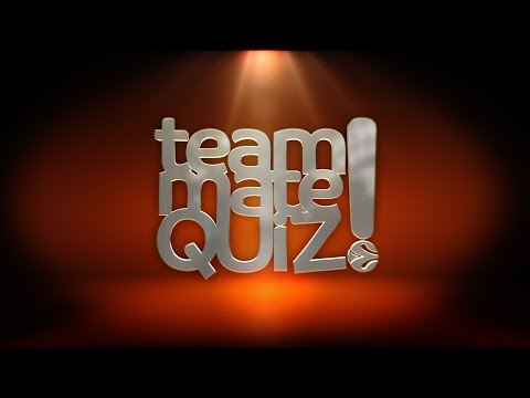 Teammate Quiz! Which teammate is the best host?