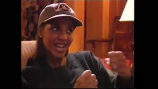 Toni Braxton interview with Jayne Middlemiss - The O-zone BBC 1996