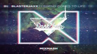 Blasterjaxx - Legend Comes To Life (RDMPTN Trapstyle Remix)
