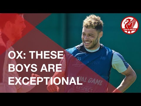 Oxlade-Chamberlain Thanks Teammates For Second Opportunity In Champions League Final