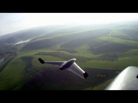 Летающее крыло Skywalker X8 Black 2122мм KIT (SW-1108B)