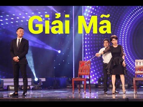 Giải mã ảo thuật đập đồng hồ Trấn Thành tại Vietnam's got talent