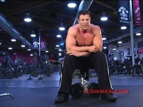 rear delt raise - Bodybuilding Superstar Christian Boeving shows you the very fitness exercises he uses to develop his perfectly sculpted shoulders, chest and biceps. As an ex...