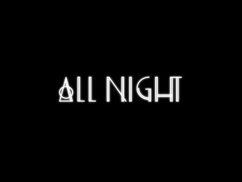 Icona Pop - All Night Lyrics Video