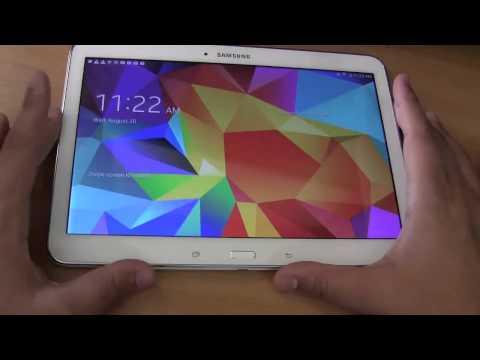Samsung Galaxy Tab 4 10.1 Review