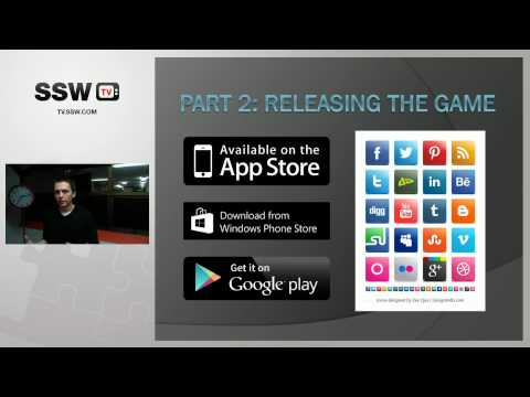 Publishing Your First Mobile Game with Steve Yap