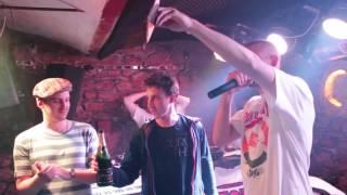 Video Honza Peroutka - křest Klukoviny