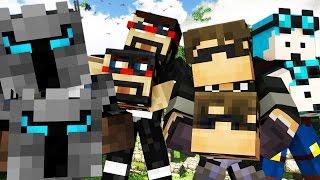 MINECRAFTER LUCKY BLOCK MOD (POPULARMMOS, DANTDM & SKYDOESMINECRAFT) | Minecraft - Lucky Block Mod