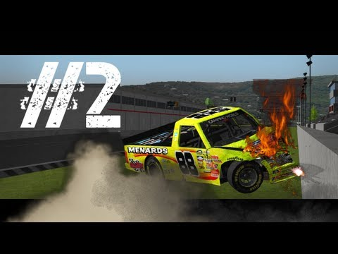 Rigs Of Rods Huge Crashes And Flips HD 2