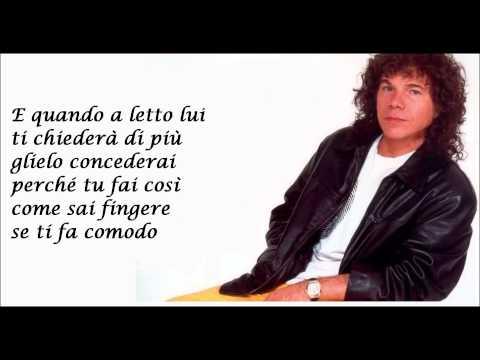 , title : 'Riccardo Cocciante - BELLA SENZ'ANIMA + testo'