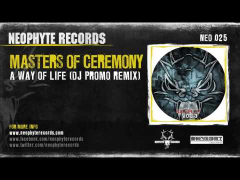 Masters Of Ceremony - A Way Of Life (Promo Remix)