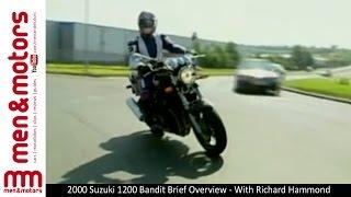 9. 2000 Suzuki 1200 Bandit Brief Overview - With Richard Hammond