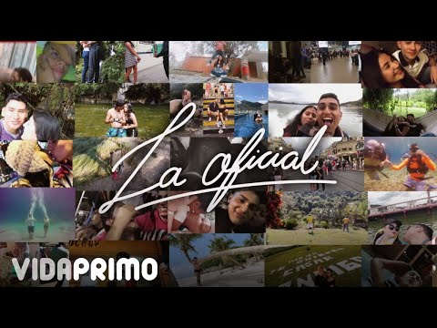 Andy Rivera - La Oficial [Official Video]