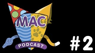 Magic Animal Club Podcast - Episode 2