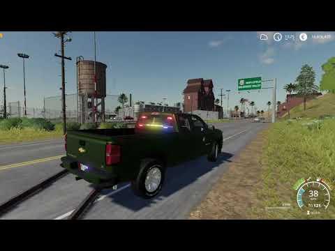 2016 Chevy Silverado Game Warden v5.0