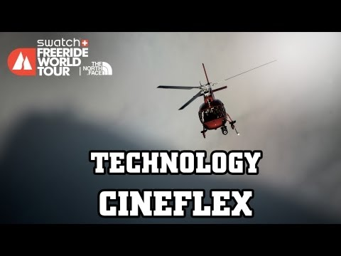 cineflex - Having some of the best filming technology is a key part for the SWATCH FREERIDE WORLD TOUR BY THE NORTH FACE®. In this episode, discover what is the Cinefle...