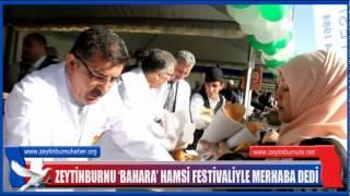 ZEYTİNBURNU 'BAHARA' HAMSİ FESTİVALİYLE MERHABA DEDİ