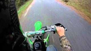 2. Kx 85 top speed