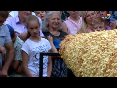 Sękacz gigant na jubileuszowym Sękaczewie w Żytkiejmach