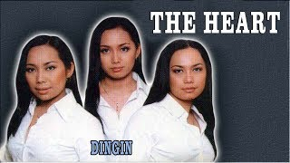 The Heart - Dingin (Official Karaoke Video)