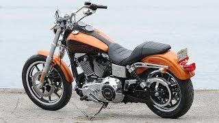 9. 2014 Harley-Davidson Low Rider First Ride - MotoUSA