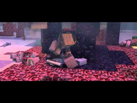 Skillet Not gonna die Minecraft songs HD