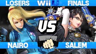 Collision XIV – Salem (Bayonetta) vs Nairo (Zero Suit Samus) – Losers Finals
