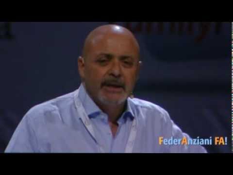 Il discorso più toccante del Presidente di FederAnziani, Roberto Messina