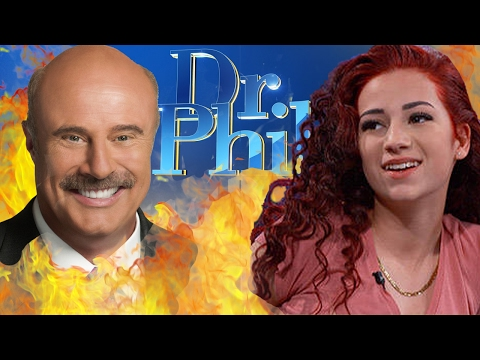 CASH ME OUTSIDE RETURNS TO DR. PHIL SHOW - HOW BOW DAT ???