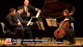 Concerto per Musica da Camera – 26/04/2014