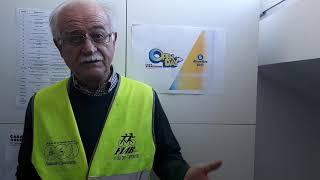 Open day del volontariato 2017 - Intervista a Sandro Luccardi, Fiab Rimini Pedalando e camminando