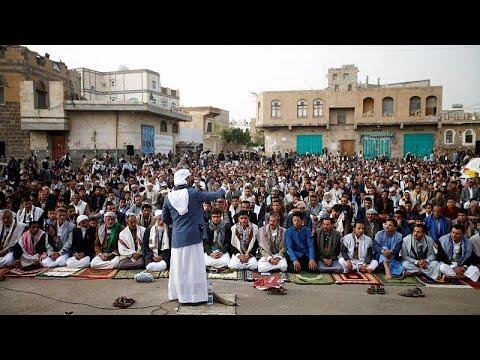 Το τέλος του Ραμαζανιού και οι βομβαρδισμοί